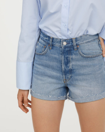 H&M Mom Shorts