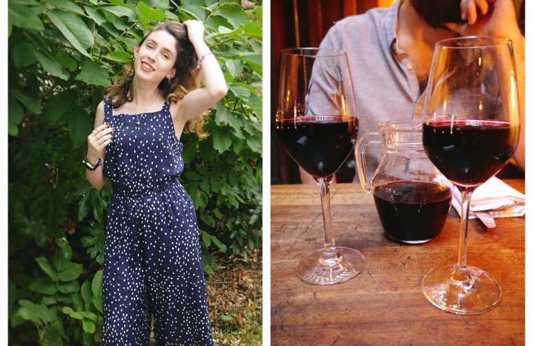 what to wear on a date to a bar