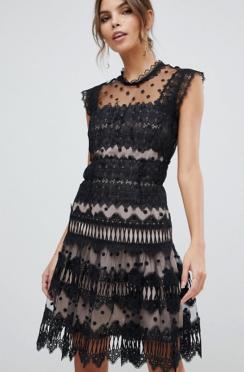 Bronx and Banco Majorka Mini Dress