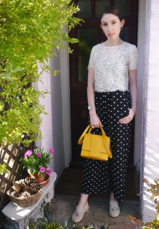 Special Occasion Outfit Petite Blogger