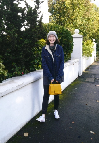 Petite Blogger Autumn Styling