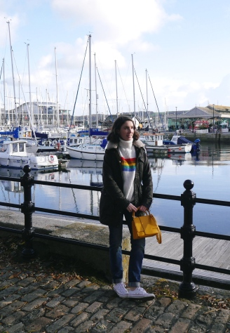 Petite Blogger in Plymouth