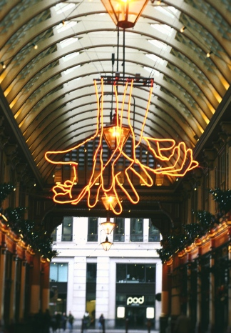 LeadenHall Market November 2019