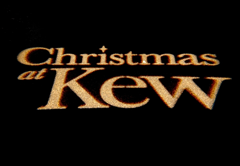 Christmas at Kew 2019